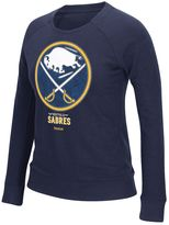 Reebok Women's Buffalo Sabres French Terry Sweatshirt