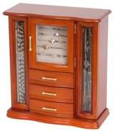 Mele Richmond Jewelry Box - Brown