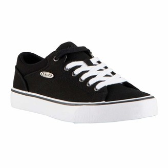 Lugz Women's Ally Classic Canvas Low Top Fashion Sneaker