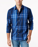 Tommy Bahama Men's Praia Plaid Shirt