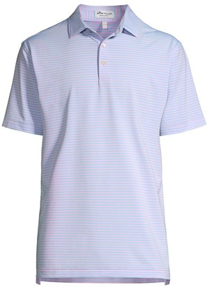 Peter Millar Joyce Stripes Jersey Polo