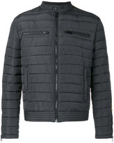 Just Cavalli quilted jacket - men - Polyester - 46