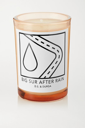 D.S. & Durga Big Sur After Rain Scented Candle, 200g - Colorless