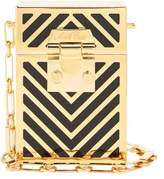 Mark Cross Nicole chevron cross-body bag