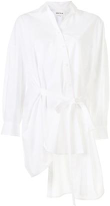 Enfold Asymmetric Style Shirt