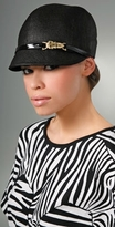Muffy Waxed Linen Hat