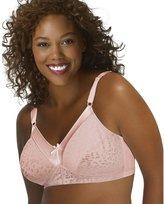 Just My Size Women's Satin Comfort Bra,