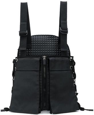 NO KA 'OI Hybrid Lace-Up Utility Backpack