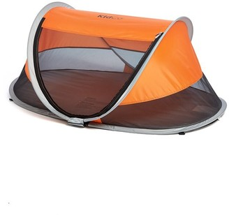 KidCo PeaPod Indoor Outdoor Portable Travel Bed - Tangerine