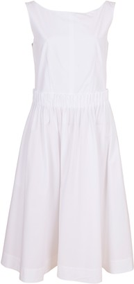Marni Open Neck Dress