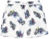 Saturdays Nyc Saturdays NYC Timothy Palm Printed Shell Swim Shorts