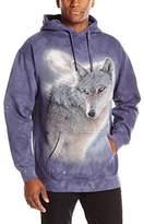 The Mountain Adventure Wolf Hoodie