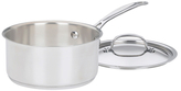 Cuisinart 2QT. Stainless Steel Saucepan