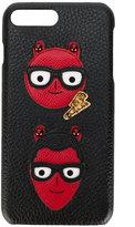 Dolce & Gabbana iPhone 7 Plus designers patch case