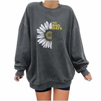 Odrd Women's Casual Long Sleeve Crop Top Sweatshirt Drawstring Hoodies Pullover