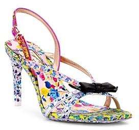 Sophia Webster Women's Laurielle Floral High-Heel Sandals
