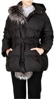 Prada Women's Black Polyamide Down Jacket.