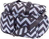 TREND LAB, LLC Trend Lab Chevron Deluxe Duffel Diaper Bag