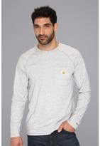 Carhartt Force® Cotton Delmont Long-Sleeve T-Shirt