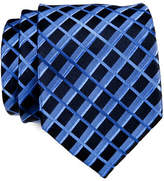 Kenneth Cole Reaction Striped Grid Tie