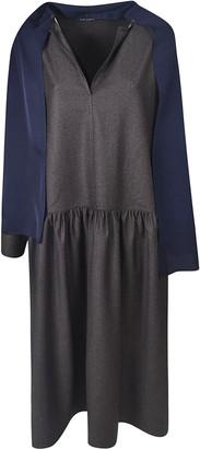 Sofie D'hoore Sofie dHoore V-neck Scarfed Dress