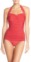 Miraclesuit 'Pin Point Spellbound' Underwire One-Piece Swimsuit