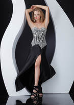 Jasz Couture - 4500 Dress in Black
