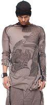 Demobaza Metatron Earth Tattoo Jersey T-Shirt