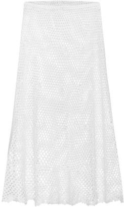 Peony Swimwear Soiree Crochet Swing Skirt