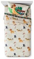 Disney Lion Guard® Sheet Set Twin Multicolor