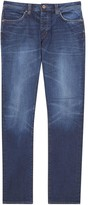 Neuw Iggy Blue Faded Skinny Jeans