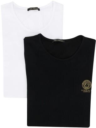 Versace Medusa short-sleeved T-shirt 2-pack