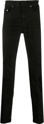 Neil Barrett Distressed Slim-Fit Jeans