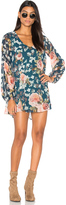 Show Me Your Mumu Donna Michelle Tunic Dress in Fall