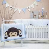 Pam Grace Creations 10 Crib Piece Bedding Set