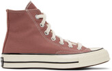Thumbnail for your product : Converse Purple Seasonal Color Chuck 70 High Sneakers