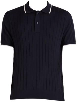 Paul & Shark Knit Wool Polo Shirt