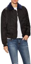 Eleven Paris Transe Faux Fur collar Jacket
