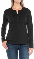 Aventura Clothing Harley Shirt - Organic Cotton, Long Sleeve (For Women)