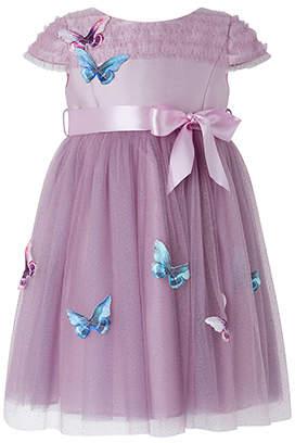 Monsoon Baby Ava Butterfly Dress