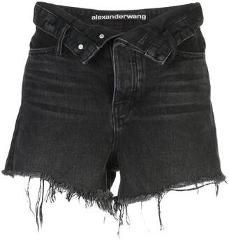 Alexander Wang Bite Flip Shorts
