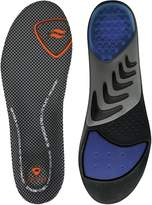Sof Sole Airr Orthotic Performance Insole, Men's Size 7-8.5