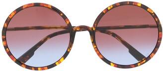 Christian Dior SoStellaire3 round-frame sunglasses