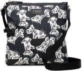 Radley Folk Dog Medium Zip Top Crossbody Bag