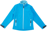 Roper Turquoise & Aqua Vest - Girls