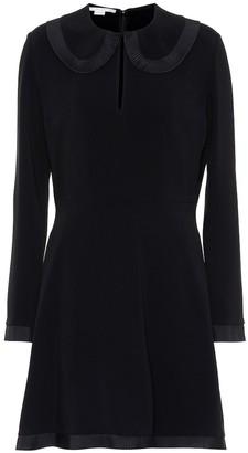 Stella McCartney CrApe fit-and-flare dress