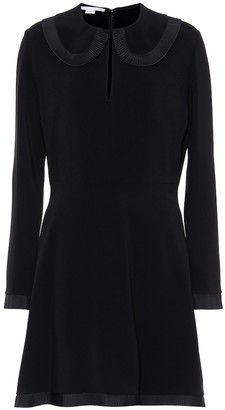 Stella McCartney Crepe fit-and-flare dress