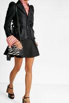 Marc Jacobs Shutter Sequinned Leather Shoulder Bag