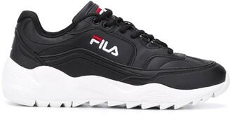 Fila Overtake ridged sole sneakers