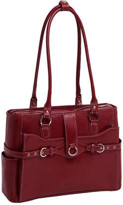 McKlein McKleinUSA Willow Springs 15.6 Leather Laptop Briefcase